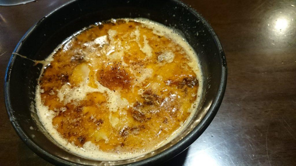 つけ麺 海老スープ 葵